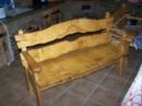 Мебель деревянная садовая под заказ.