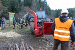 Shcheporez, wood grinder, Farmi's