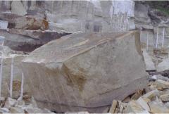 Белый камень Ямпольского песчаника (Винницкая