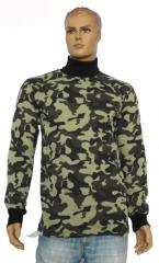 Golf man's F-03046, camouflage, footer,