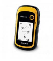 Counter field Garmin eTrex 10