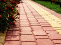 Тротуарная плитка купить Днепродзержинск