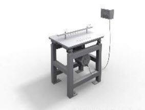Виброплощадка типа СМЖ-539 для испытания бетона по