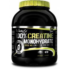 Креатин BioTech USA 100 % Creatine Monohydrate 500 gr