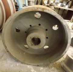 Brake drum f600