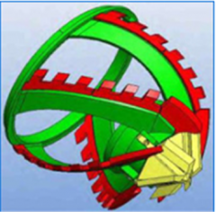 Запасні частини й комплектуючі для землерийних