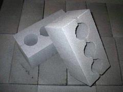 Blocks are shchebnevy. Shchebnebloki. From the