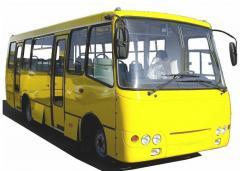 Bus city small A09201, A09202, A09204