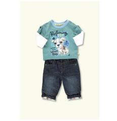 Джинсы детские, комплект Marks&Spencer, джинсы
