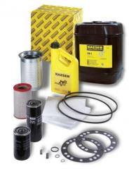 Separators filters for the kaeser compressors