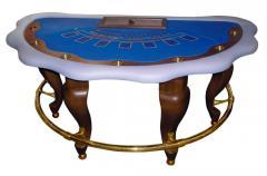 Стол карточный покерный