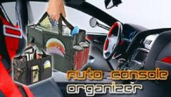 Organizer for car in luggage carrier