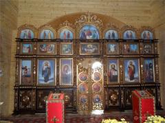 Православный алтарь