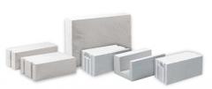 Gas-concrete UDK blocks