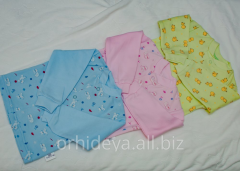 Clothes for newborns of the Shirt, netsarapka