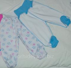 Clothes for newborns the Romper suit Jersey Cotton