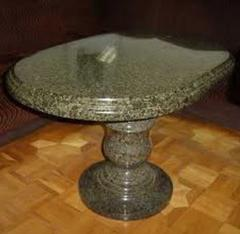 Tables from granite