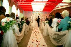 Свадьбы- оформление и декор