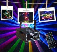 Laser animation XRGB703R 300mW