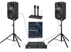 Комплект МС300KAR2 SOUND DIVISION для