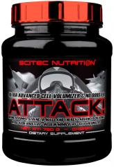 Креатин Scitec Nutrition Attack, 720 г.
