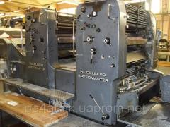 Heidelberg SM 72 ZP printing machine
