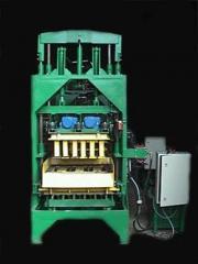 Станки вибрационные для производства брусчатки.
