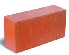 Кирпич красный М100 М125