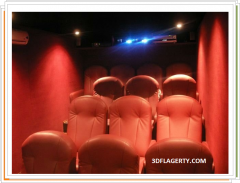 3D Movie theater, the 3D Equipment, 3D pass Movie