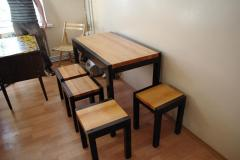 Stools wooden, Stools wholesale and retail, in big