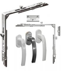 Accessories for plastic doors, windows, delivery