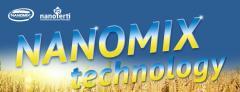 НАНОМИКС- хелатное микроудобрение с комплексом биостимуляторов