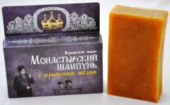 The Crimean natural solid shampoo - With the