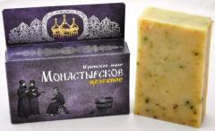 "Crimean soap ""MONASTIC CURATIVE"