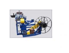 Станок для отмотки стального каната УПСТ2-14-1000