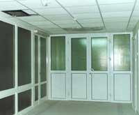 Doors metalplastic