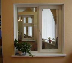 Вікна металлопластиковие