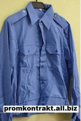 Shirt blue Ministry of Internal Affairs