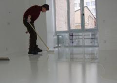 Floors industrial polymeric KOUTEKS KOUTEX-fine