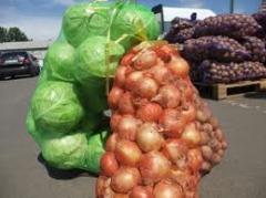 Packaging for vegetables