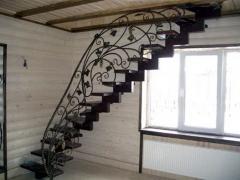 Лестницы кованые Бердянск