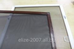 Профиль алюминиевый, белый 10х20 (для