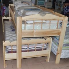 Мебель для детских комнат, Двухуровневая кровать