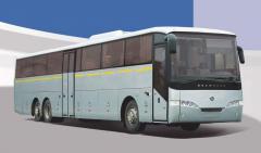 Bus of the class VIP Native of the Volga region