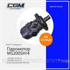 Гидромотор MS200SH/4 до редуктора РП-250