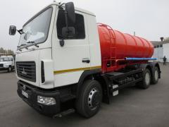 Вакуумная машина КО-503В-16 (12 м³)