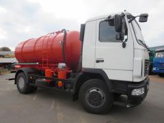 Вакуумная машина КО - 503В - 12 (9 м³)