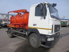 Илососная машина КО - 503ИВ - 10 (4 м³)