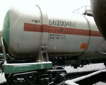 I will sell tank cars railway