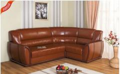 Angular sofa from the producer